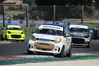 smart EQ fortwo e-cup - Vallelunga 202106